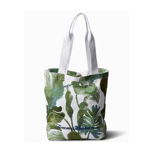 NEW Tommy Bahama Villa Fronds Shopping Tote